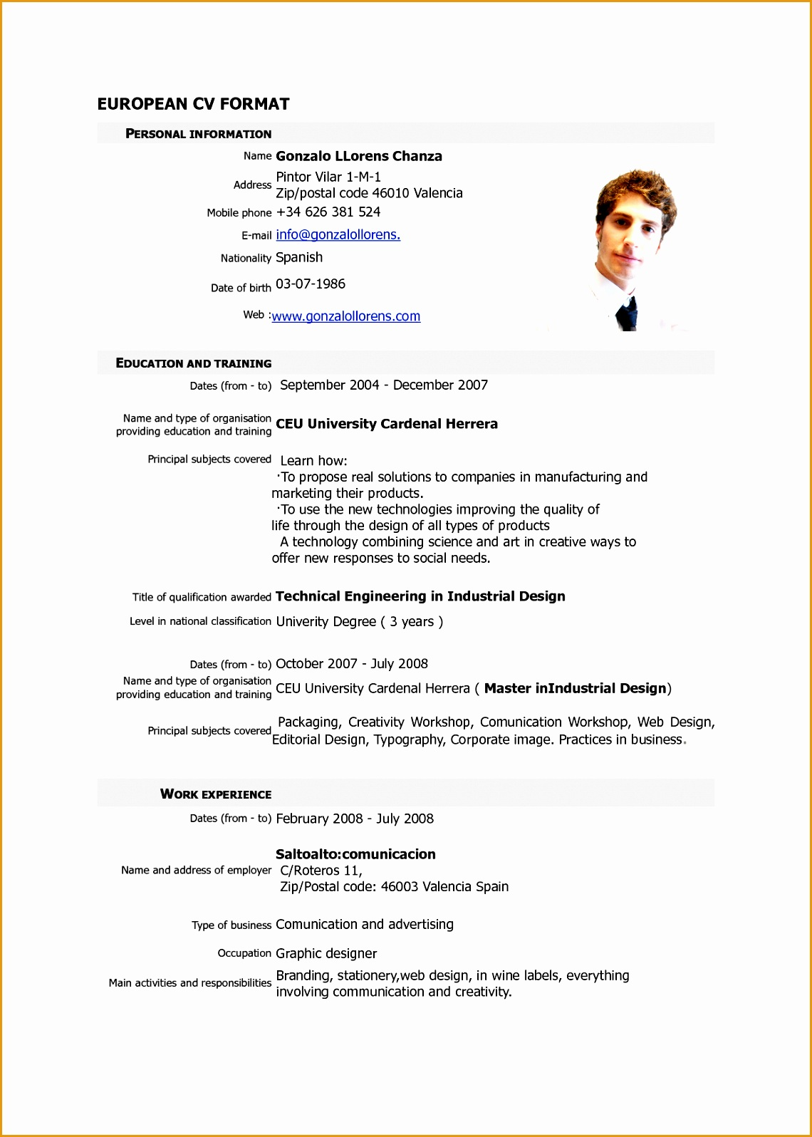 Resume Format Pdf Download 5 Pdf Resume Format Sample Free Samples Examples