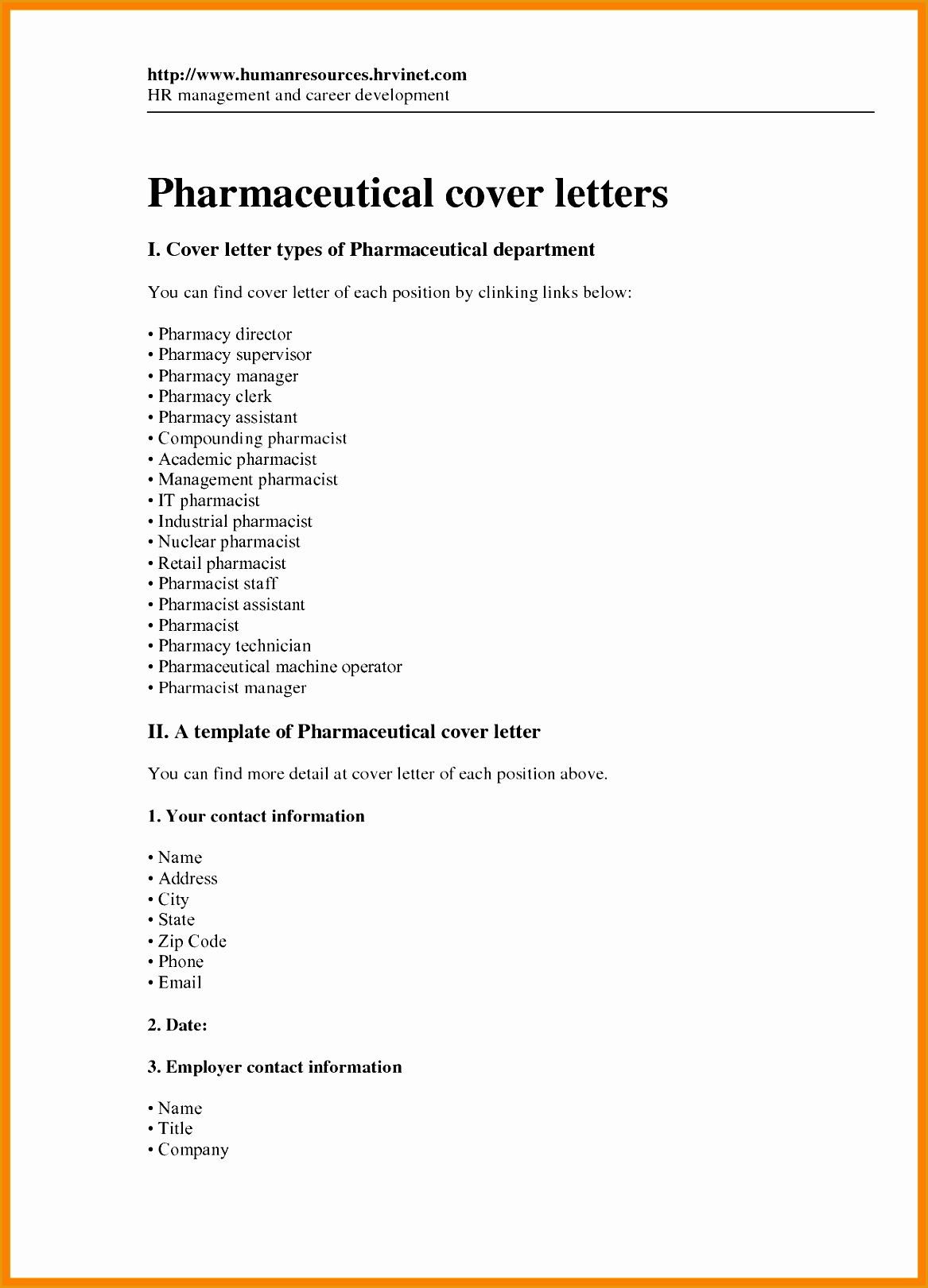 Pharmacist Resume Template 7 Pharmacist Resume Template Free Samples Examples