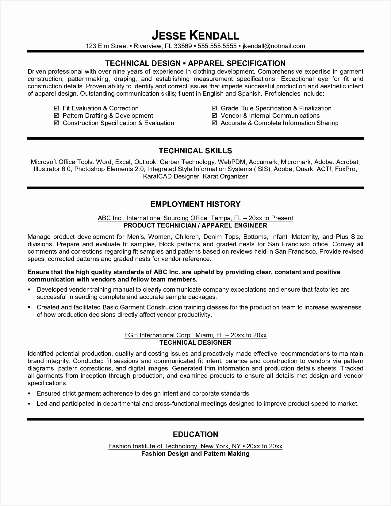 Resume Template Word It Professional 8 Cv Template Word Office Free Samples Examples