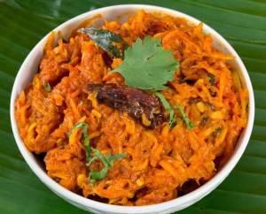 Mango Thurumu Pachadi
