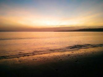A beautiful Lindi sunrise