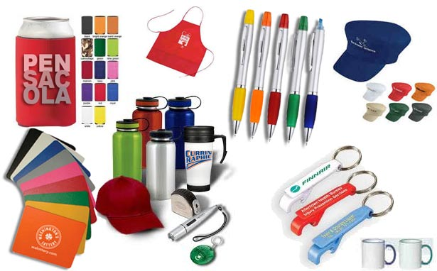 Promotional Items - Custom Graphic Design Pensacola Gulf Coast