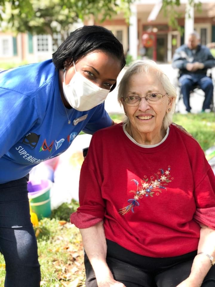 Residents and staff are like family