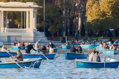 De Barcanciones - Paseando por el Parque del Retiro