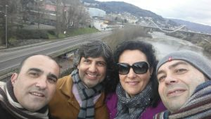 Ourense. XXV Jornadas Hispano-Lusas de Gestión Científica (Febrero, 2015)