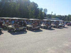 Golf Carts - Aurora Lodge - Curry Events