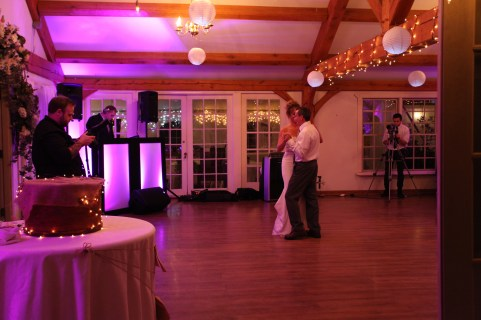 Father Daughter - Curry Event Services of New England