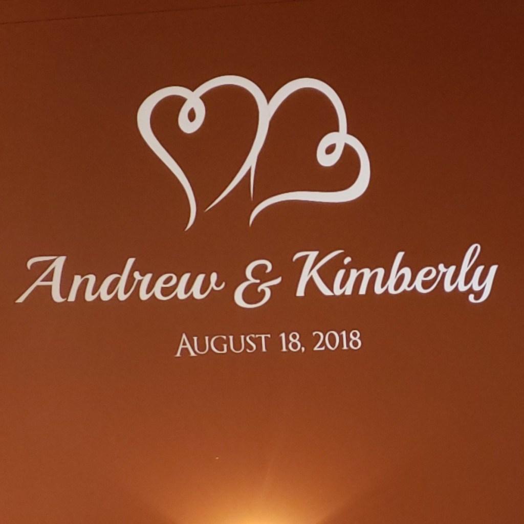 Andrew and Kimberly Monogram