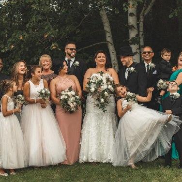 Karissa and Stephen's Family Photos