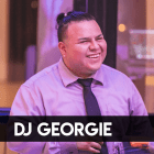 "Jorge ""Georgie"" Perez is an amazing, Bi lingual DJ for Curry Event Services."