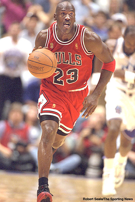 ALL LIVE SOCCER: Most popular Michael Jordan's early years