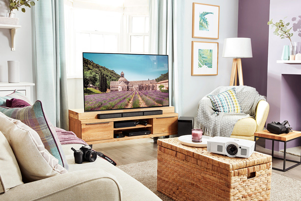 TVs DVD  Blu Ray Home Cinema  Gaming  Currys
