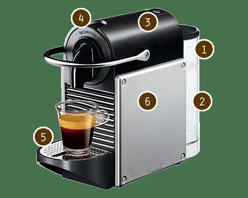 Nespresso Pixie Coffee Maker Currys