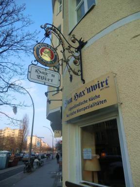 Zum Hax'n-Wirt, German restaurant, ドイツのレストラン, deutsches Restaurant, Berlin, ベルリン, deutsche Küche, German cuisine, ドイツ料理, Bavarian cuisine, bayerische Küche