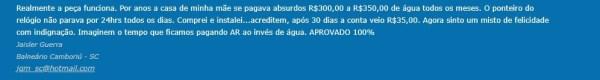 aquamax preço