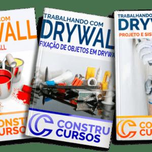 Curso Online Drywall Passo a Passo (ATUALIZADO)
