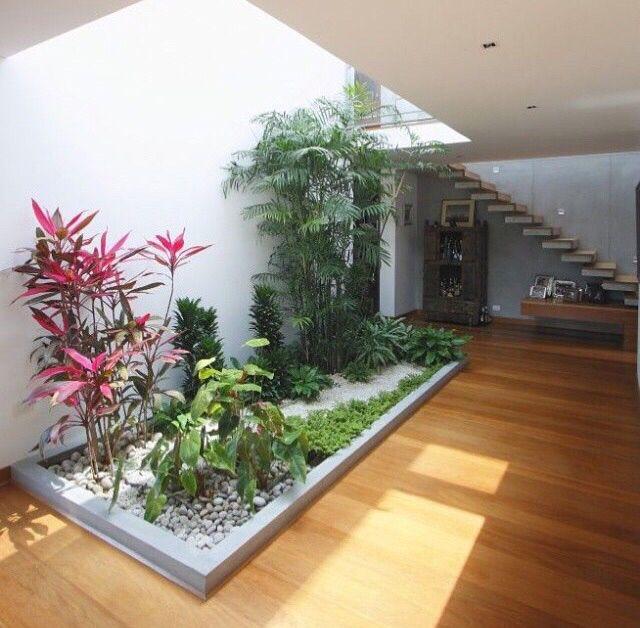 Decoracion con plantas  Decoracion de interiores
