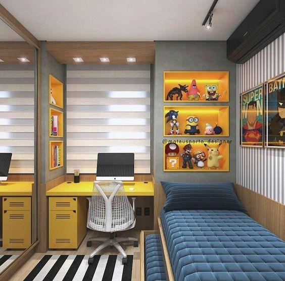 Habitaciones para chicos  Ideas de decoracin para