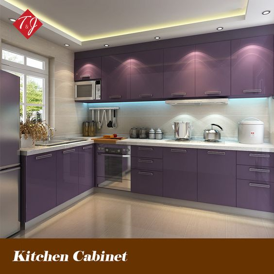 Kitchen Furniture Design L Shape
