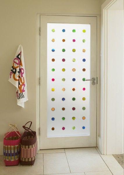 Ideas para decorar cristales de ventanas 15  Curso de Organizacion del hogar y Decoracion de Interiores