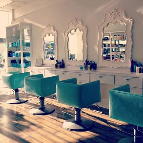 Ideas para decorar salones de belleza 12  Curso de