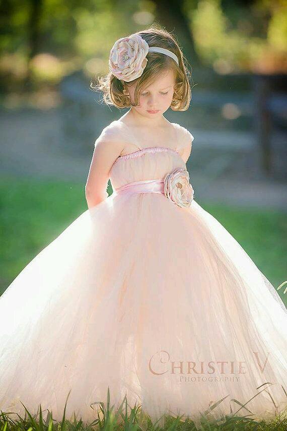 Vestidos para nias estilo princesa 36  Curso de