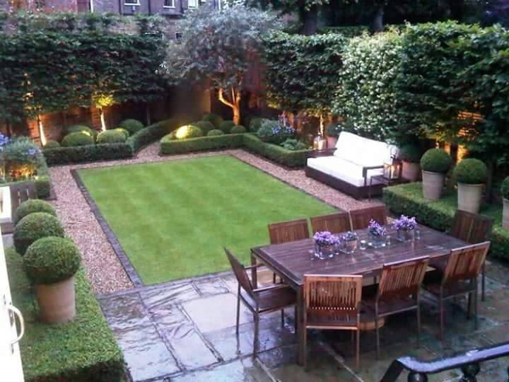 ideas para tu jardin 1  Curso de Organizacion del hogar y Decoracion de Interiores