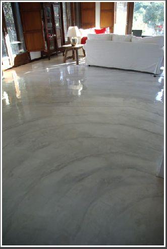 Pisos de cemento pulido para interior 4  Curso de