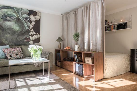 27 prcticas ideas para dividir espacios en casa