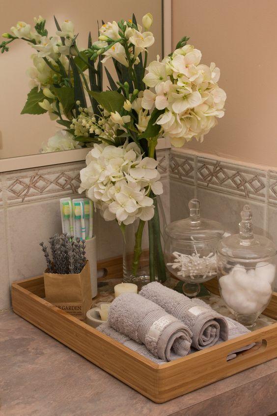 Baos pequeos decoracin tipo spa