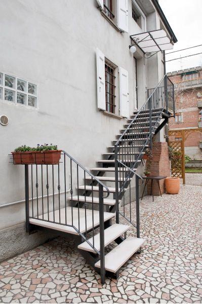 Ideas para escaleras exteriores  Curso de Organizacion