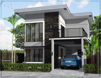 Casas Modernas 2019 +de 100 ideas de Fachadas de casas modernas de dos y un piso Casas modernas interiores y Casas modernas pequeñas Curso de Organizacion del hogar y Decoracion de Interiores
