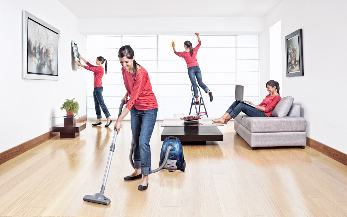 Como limpiar la Sala de estar en 15 minutos  Tips e ideas