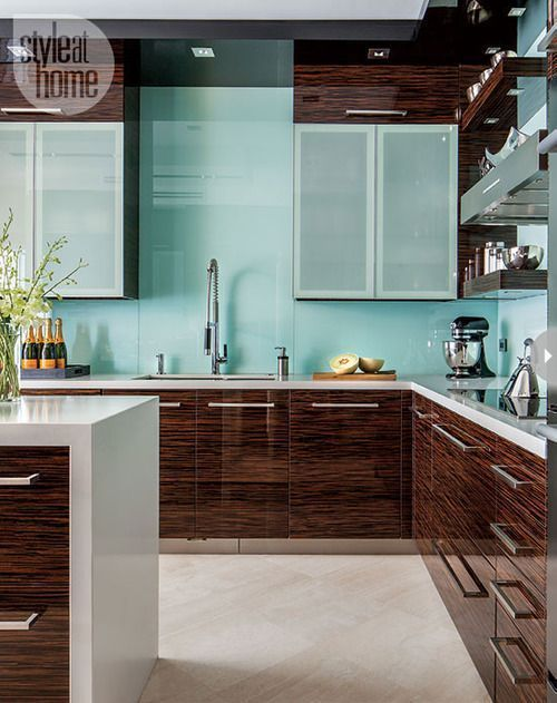 Colores para cocinas  Para encimeras pisos muebles
