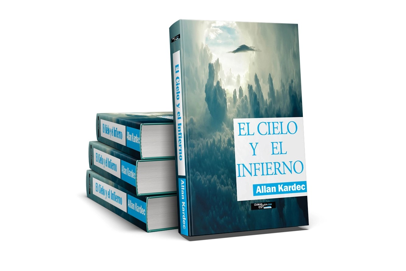 Libro El Cielo y el Infierno de Allan Kardec