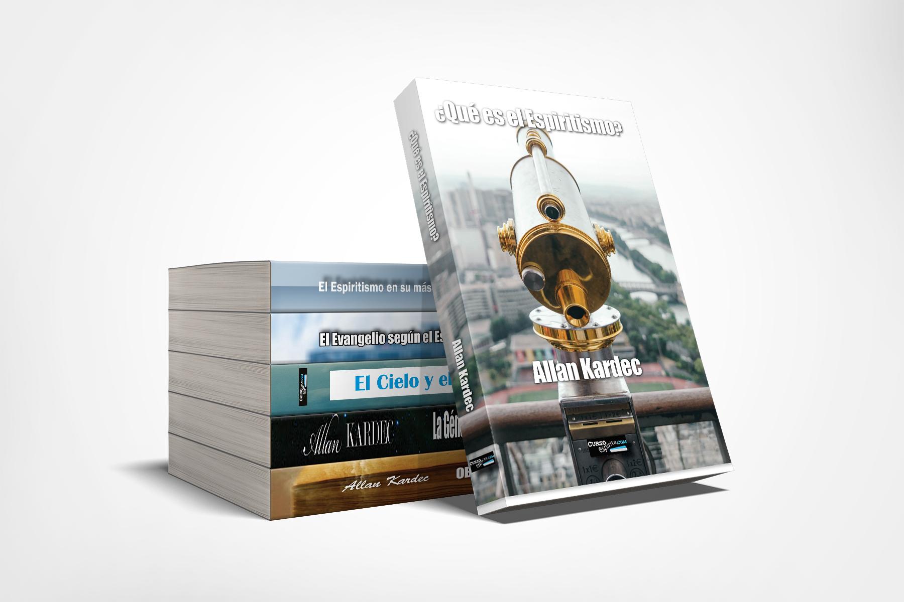 Libro ¿Qué es el Espiritismo? Allan Kardec