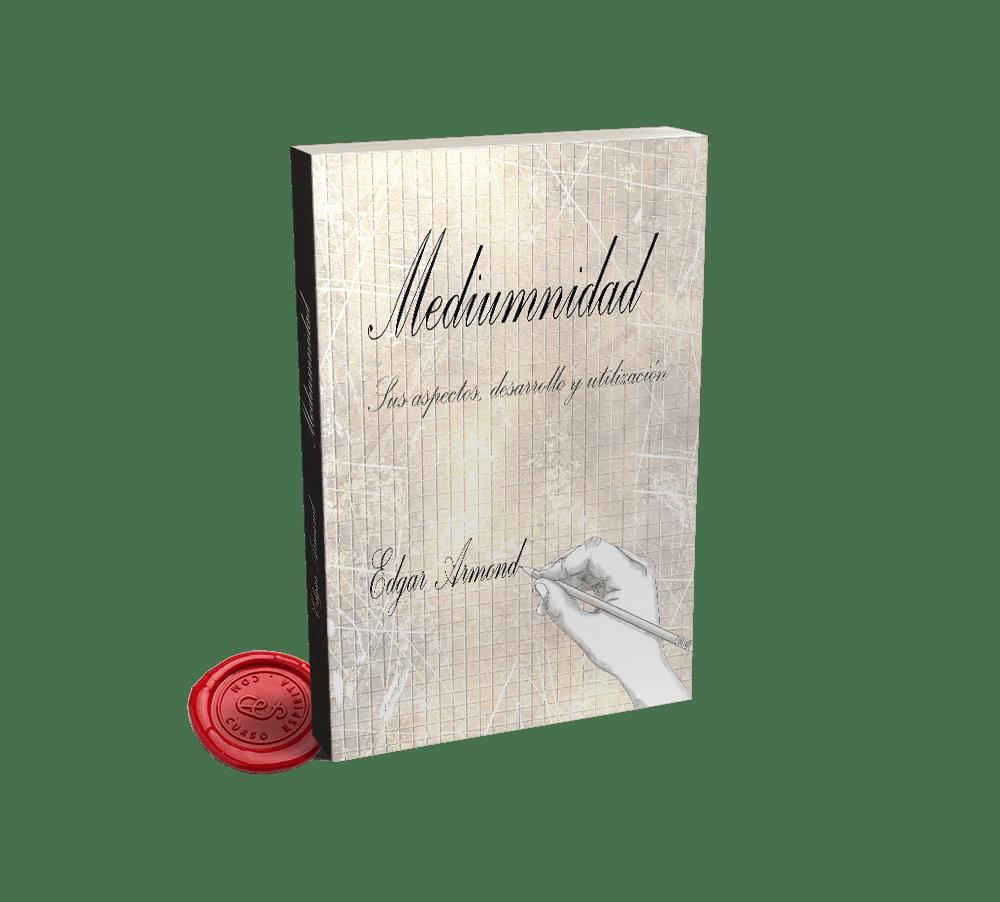 Portada Mediumnidad por Edgard Armond