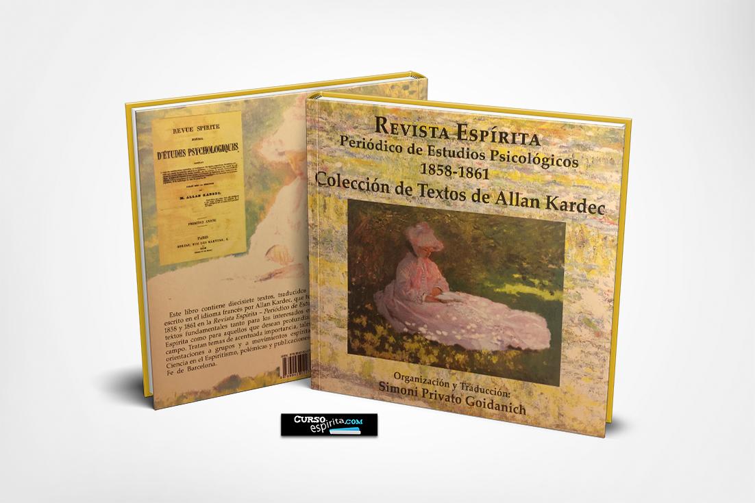 Revista Espirita1858-1861. Revista de Estudios Psicológicos