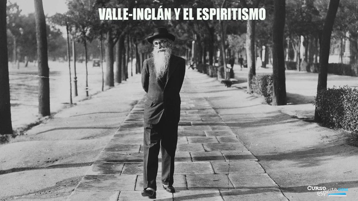 Ilustración del artículo Valle-Inclán y el Espiritismo