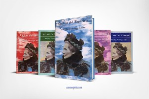 La Luz del Espíritu al frente de otros libros de la serie