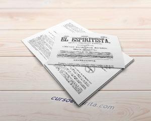Vista Revista El Espiritista