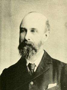 Retrato Sir William Barrett