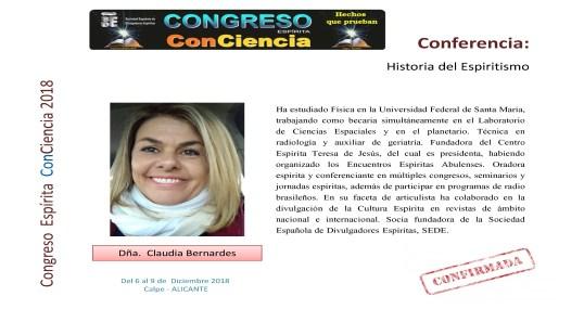 Claudia Bernardes