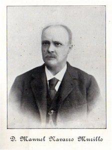 Manuel Navarro Murillo