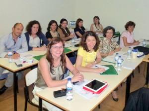 Curso PEATE em Braga (Portugal)