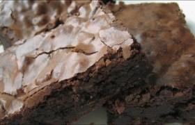 Receta de Brownies por Rosa Quintero