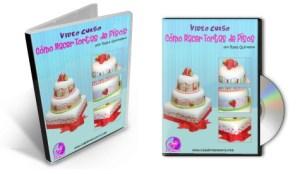 DVD Curso Tortas de Pisos por Rosa Quintero