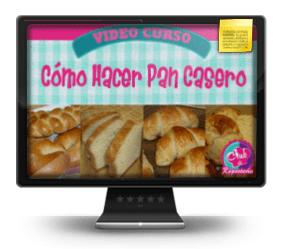 Imagen Curso Como Hacer Pan Casero por Rosa Quintero