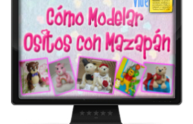 Imagen Ositos de Mazapan - Curso por Alexandra de Serrano
