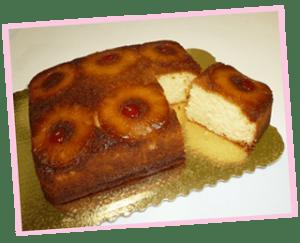 Torta de Piña Curso Como Hacer Tortas por Rosa Quintero